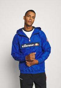 Ellesse - MONT - Summer jacket - blue - 0