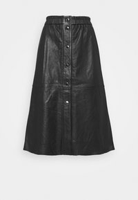 ONLLENA SKIRT - A-line skirt - black
