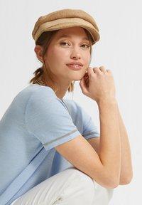 comma casual identity - Basic T-shirt - powder blue - 3