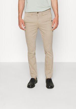 TOUCH DILAN - Pantalon classique - light camel