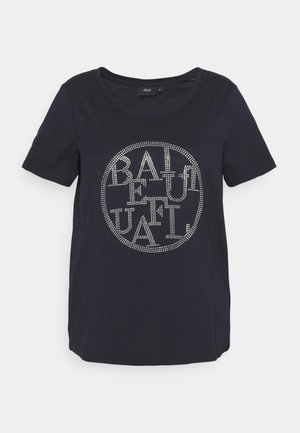 BREE - Print T-shirt - night sky