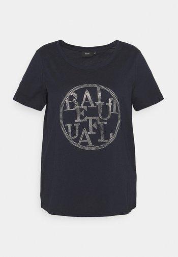 BREE - T-shirts med print - night sky