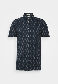SLHSLIMLOMA - Shirt - estate blue