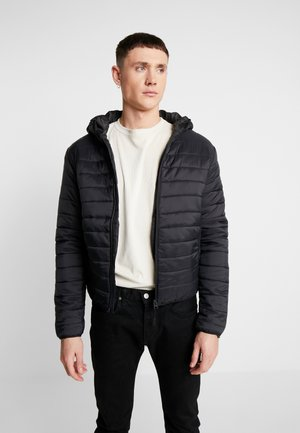 CALEB - Light jacket - black