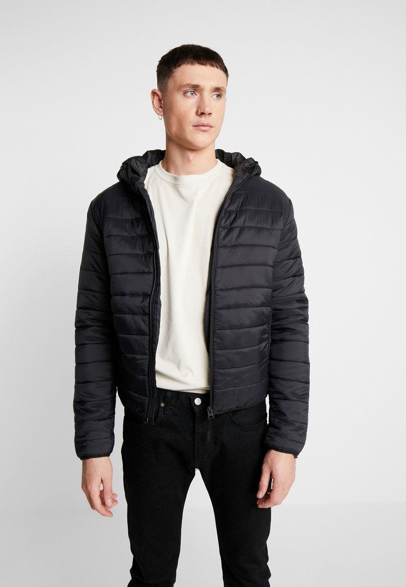 Brave Soul - CALEB - Light jacket - black