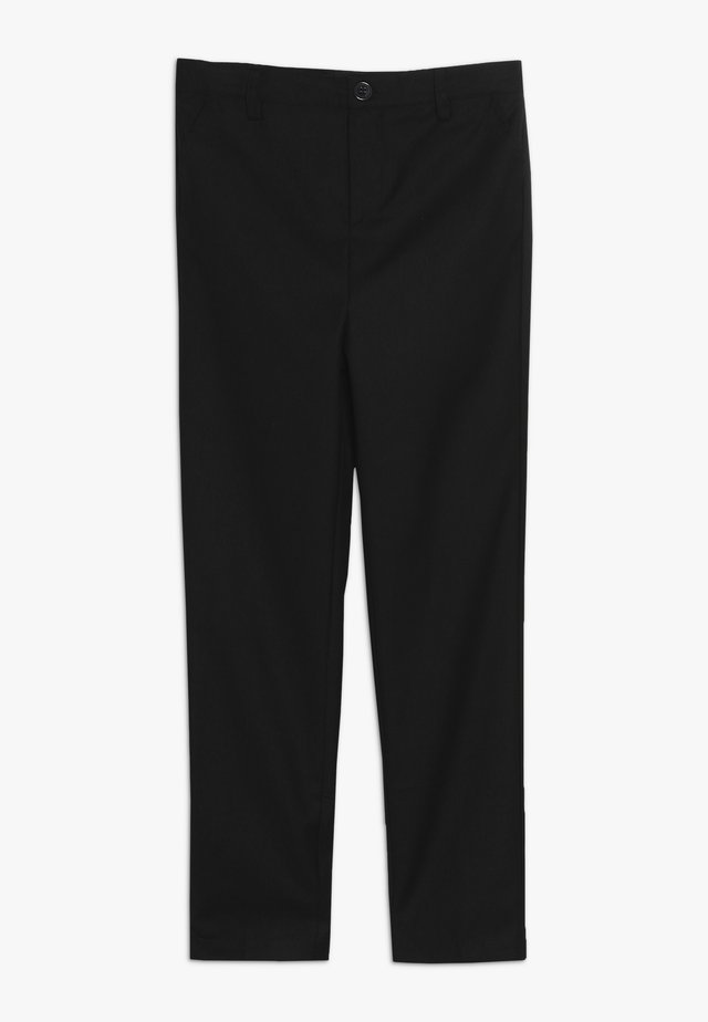 OSCAR SUIT PANT - Pantalon - black