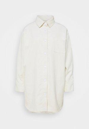 NENDAZ  - Button-down blouse - off white