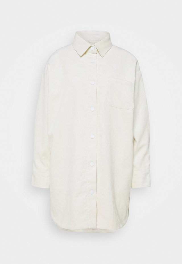 NENDAZ  - Button-down blouse - off white
