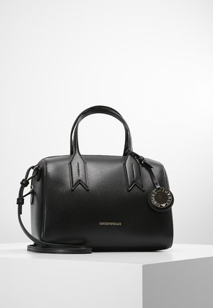 BAULETTO MINIDOLLARO BOSTON  - Sac à main - nero/rosso