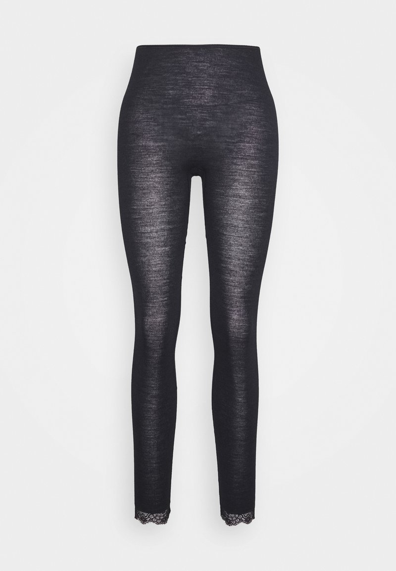 Hanro - Pyjama bottoms - black