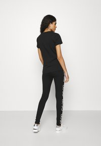 Liu Jo Jeans - PANTALONE LUNGO - Leggings - Trousers - nero - 3