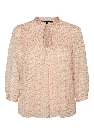 Blouse - chintz rose