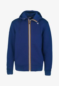 K-Way - Zip-up hoodie - blue depths - 0