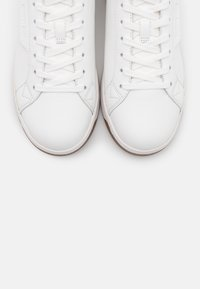 MICHAEL Michael Kors - KEATING LACE UP - Sneakers laag - optic white - 6