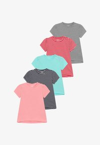 Staccato - 5 PACK - Print T-shirt - multi-coloured - 3