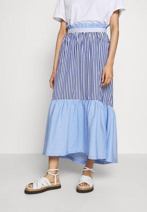 WHIP - Falda larga - blue