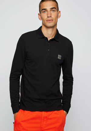 PASSERBY - Polo shirt - black