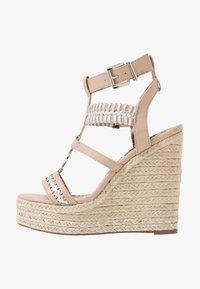 River Island Wide Fit - Sandali con tacco - light pink - 1