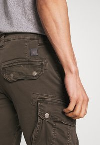 Alpha Industries - Cargo trousers - anthracite - 5