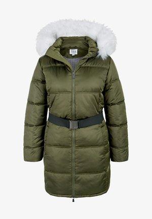 Winter coat - oliv