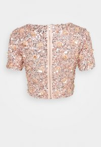 Lace & Beads - LETTY - Blouse - nude - 1