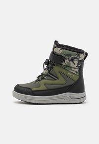 Pax - UNISEX - Winter boots - dark green - 0