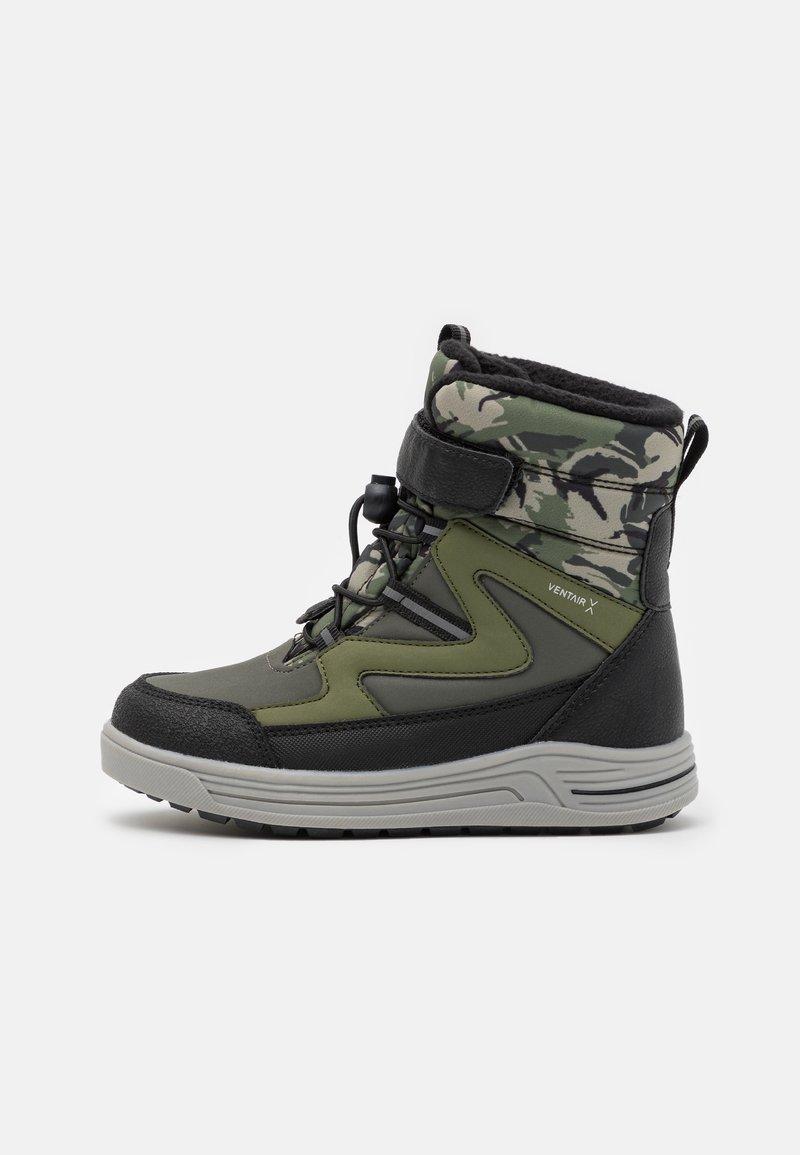 Pax - UNISEX - Winter boots - dark green