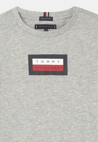 Tommy Hilfiger - GRAPHIC - T-shirt print - light grey heather - 2