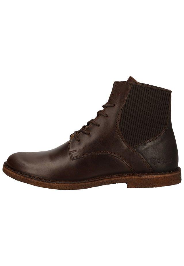 TITI - Ankle boots - dunkel braun 92