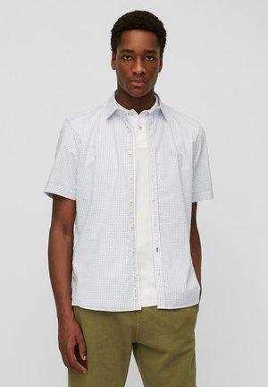 Shirt - mulit/white