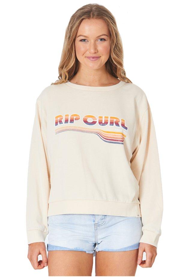 Golden Days - Sweatshirt - cream