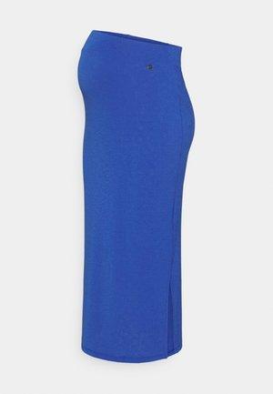 SKIRT CRINCLE - Kokerrok - mazarine blue