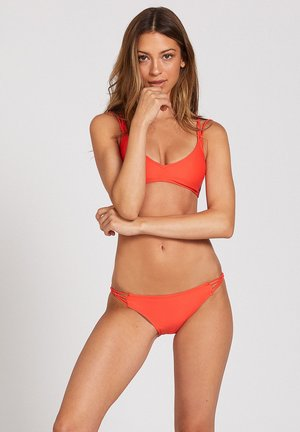 Bikini bottoms - electric_coral