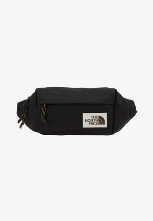 LUMBAR PACK - Bum bag - tnf black heather