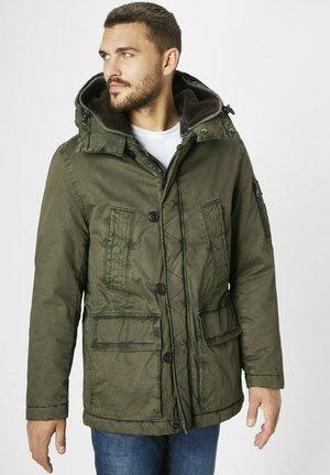 ALASKA - Winter coat - khaki