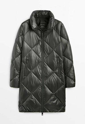 STEPPMANTEL  - Outdoorjacka - dark grey