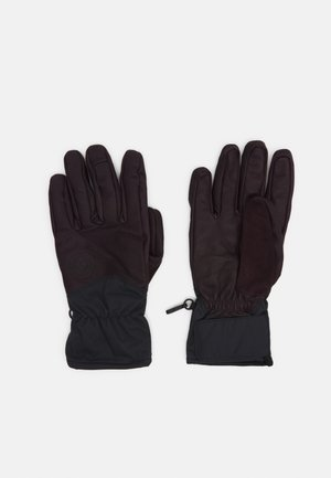 TOUR GLOVES - Handschoenen - bordeaux