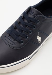 Polo Ralph Lauren - HANFORD - Trainers - navy/offwhite - 5