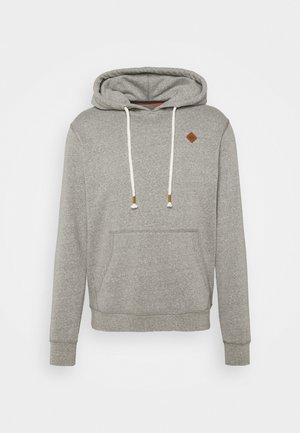 JORTONS HOOD - Huppari - light grey melange