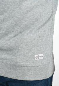 Solid - TARABO - Sweatshirt - light grey melange - 4