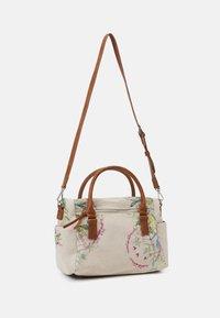 Desigual - CALLIE LOVERTY - Handbag - crudo beige - 1
