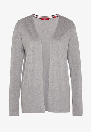 LANGARM - Strickjacke - grey