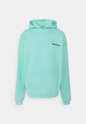 SENSE LOGO HOODIE UNISEX - Sweatshirt - pantone mint