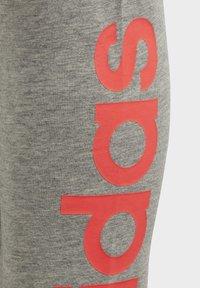 adidas Performance - ESSENTIALS LINEAR LEGGINGS - Leggings - grey - 3