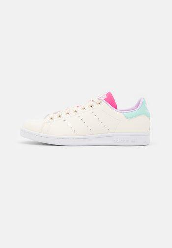 STAN SMITH  - Zapatillas - cream white/clear mint