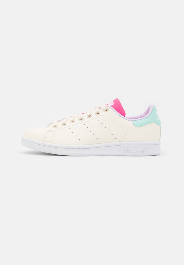 STAN SMITH  - Sneakers basse - cream white/clear mint