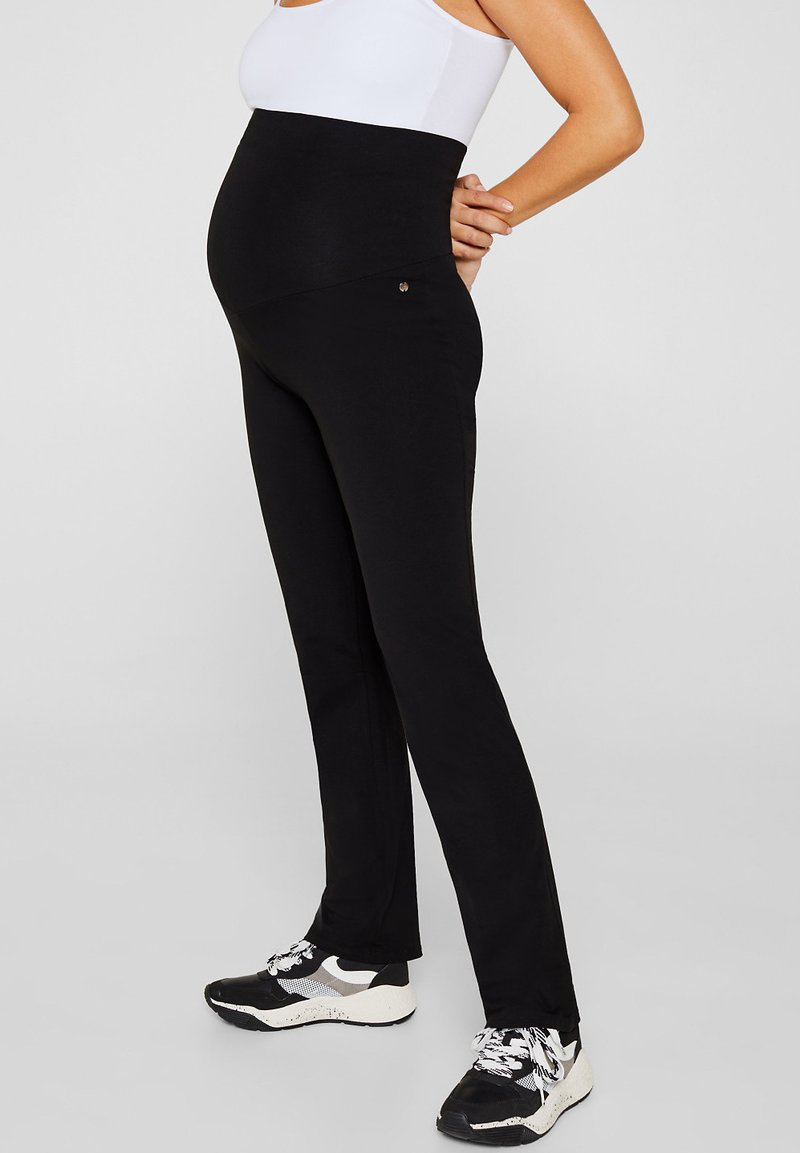 Esprit Maternity - Trousers - black