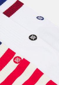 Stance - THE AMERICANA 3 PACK - Socks - multi - 1