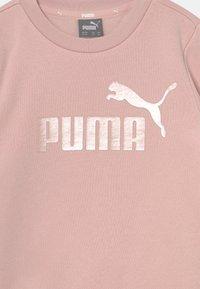 Puma - MINICATS CREW SET UNISEX - Tuta - lotus - 3