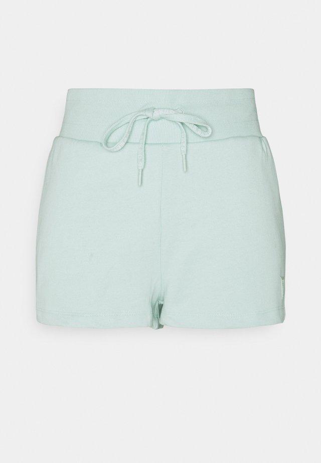 Sports shorts - soft mint